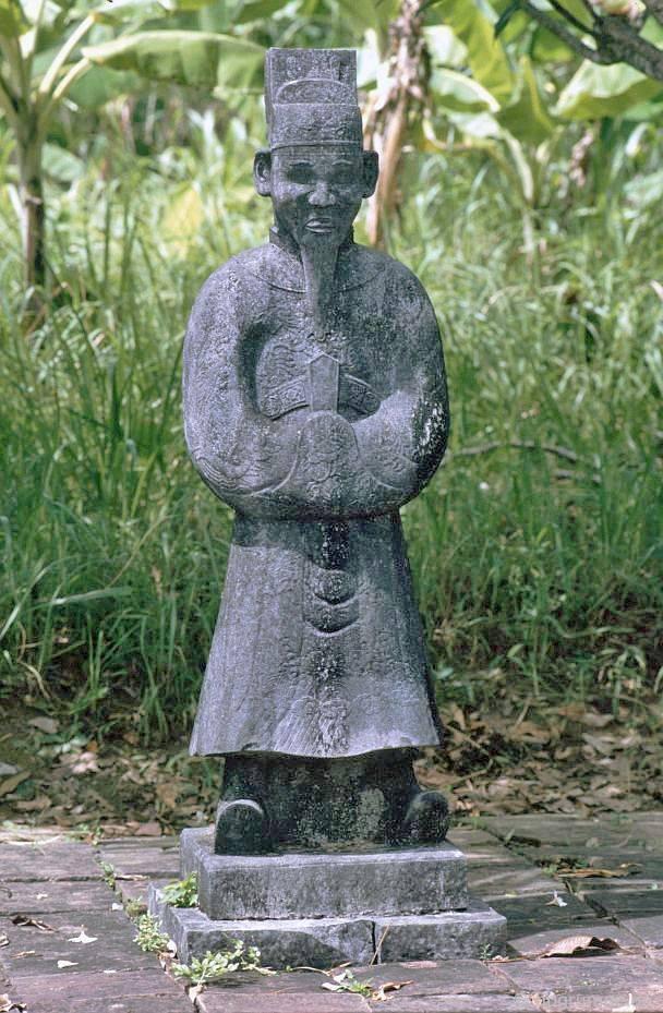 Huế: mộ Minh Mạng - hình