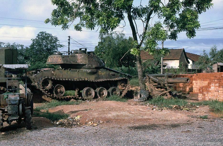 Đông Hà: di tích chiến tranh Việt Nam