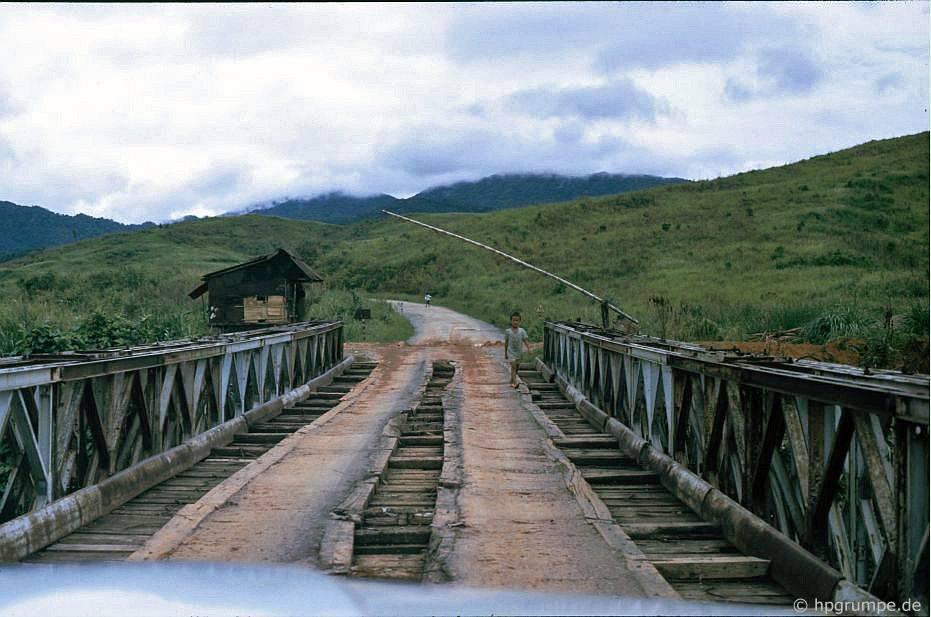 Điểm kiểm soát giữa Đông Hà và Khe San