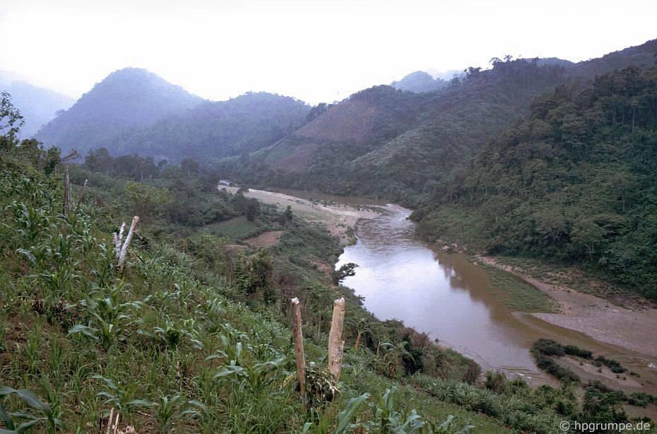 Tại sông Đakrông