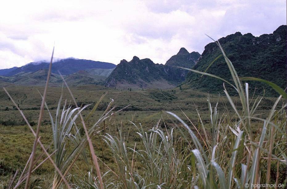 Cảnh quan sông Cam Lô