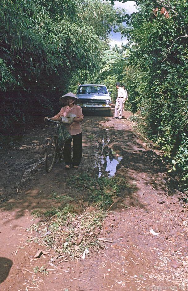 Đường đến Vĩnh Mộc