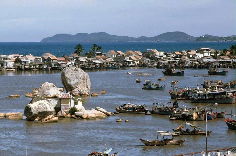 Nha Trang: cảng cá