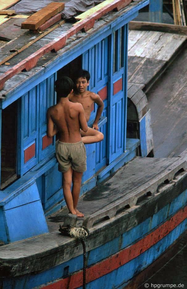 Nha Trang: thuyền đánh cá