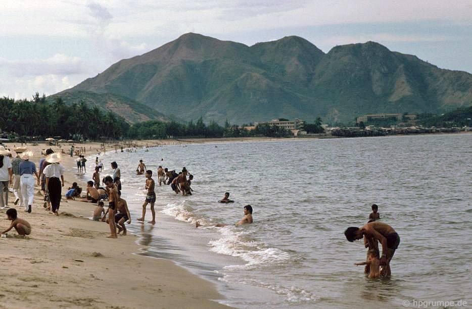 Nha Trang: bãi biển
