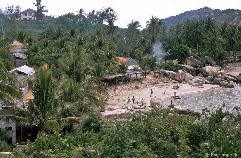Nha Trang: Vịnh đá