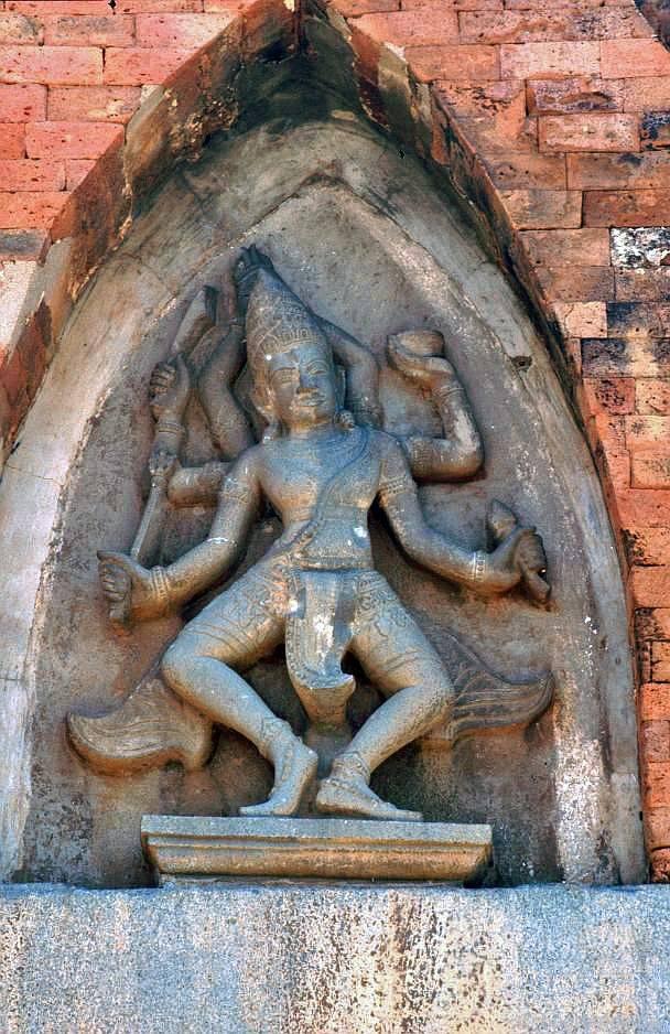 Phan Rang: Po Klaung Garai, nhảy múa Shiva