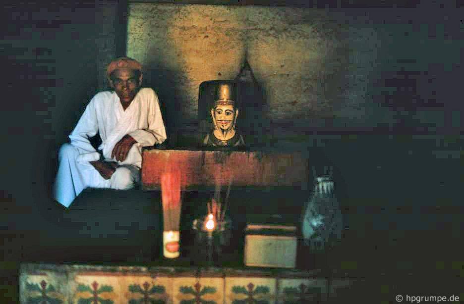Phan Rang: Po Klaung Garai, Mukha Lingam và linh mục Chăm