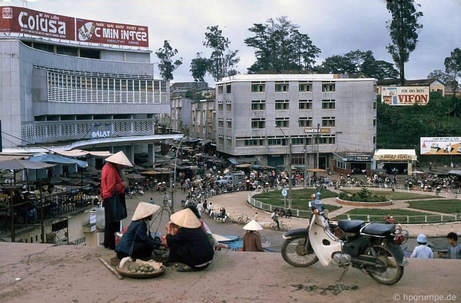 Đà Lạt: Quảng trường Trung tâm
