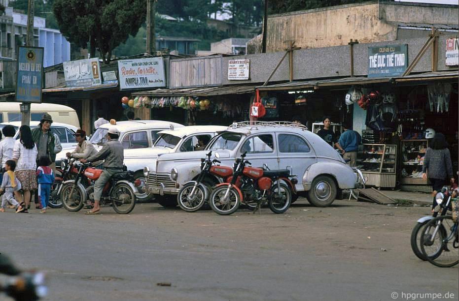 Đà Lạt: Xe taxi Oldtimer