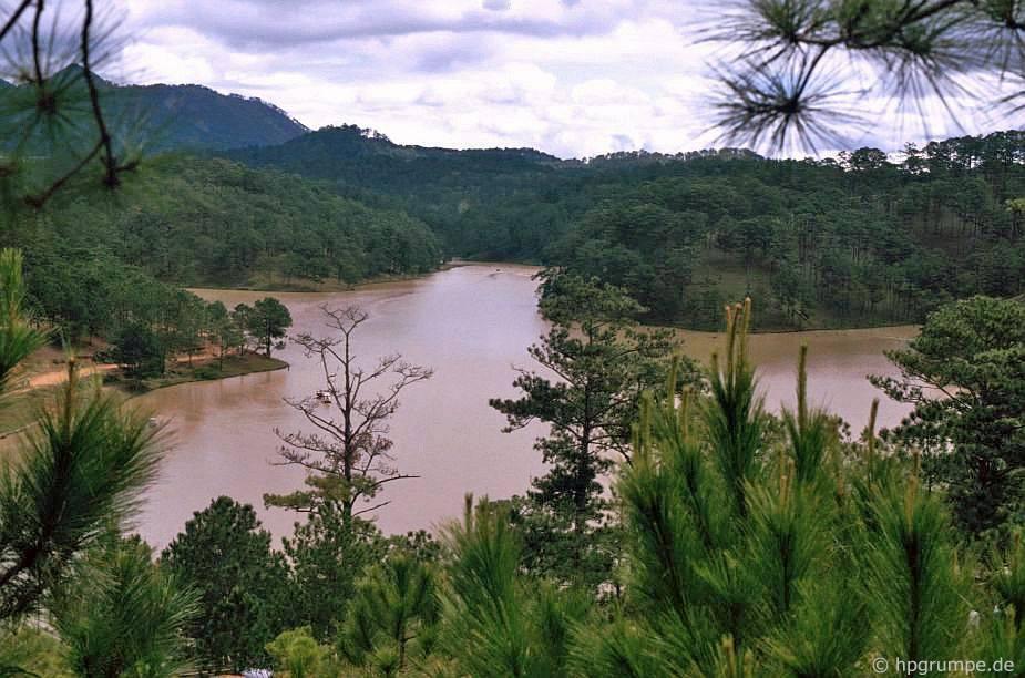 Hồ Đà Lạt