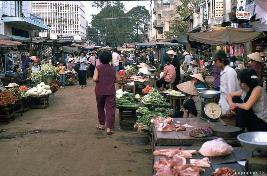 Buôn Ma Thuột: Thị trường