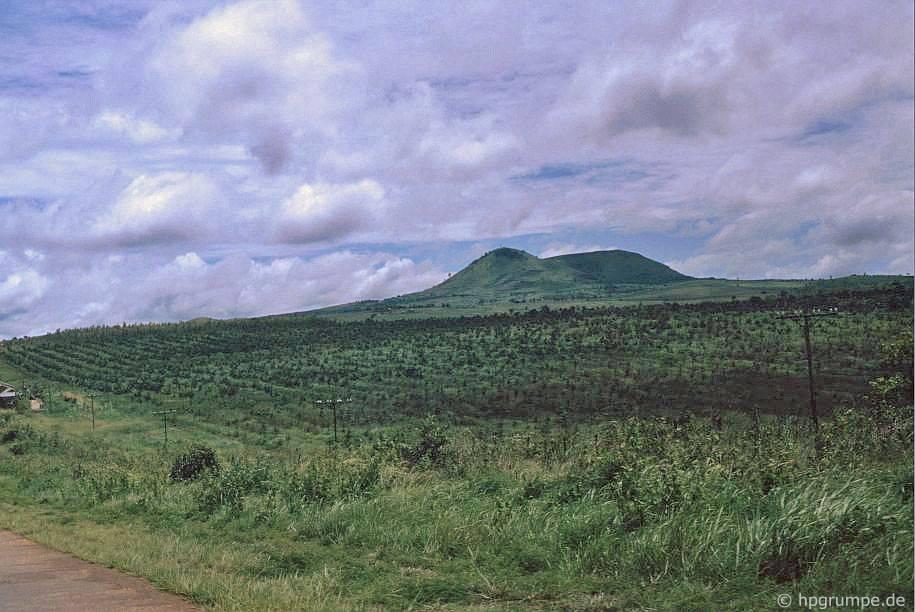 Phong cảnh tại Pleiku