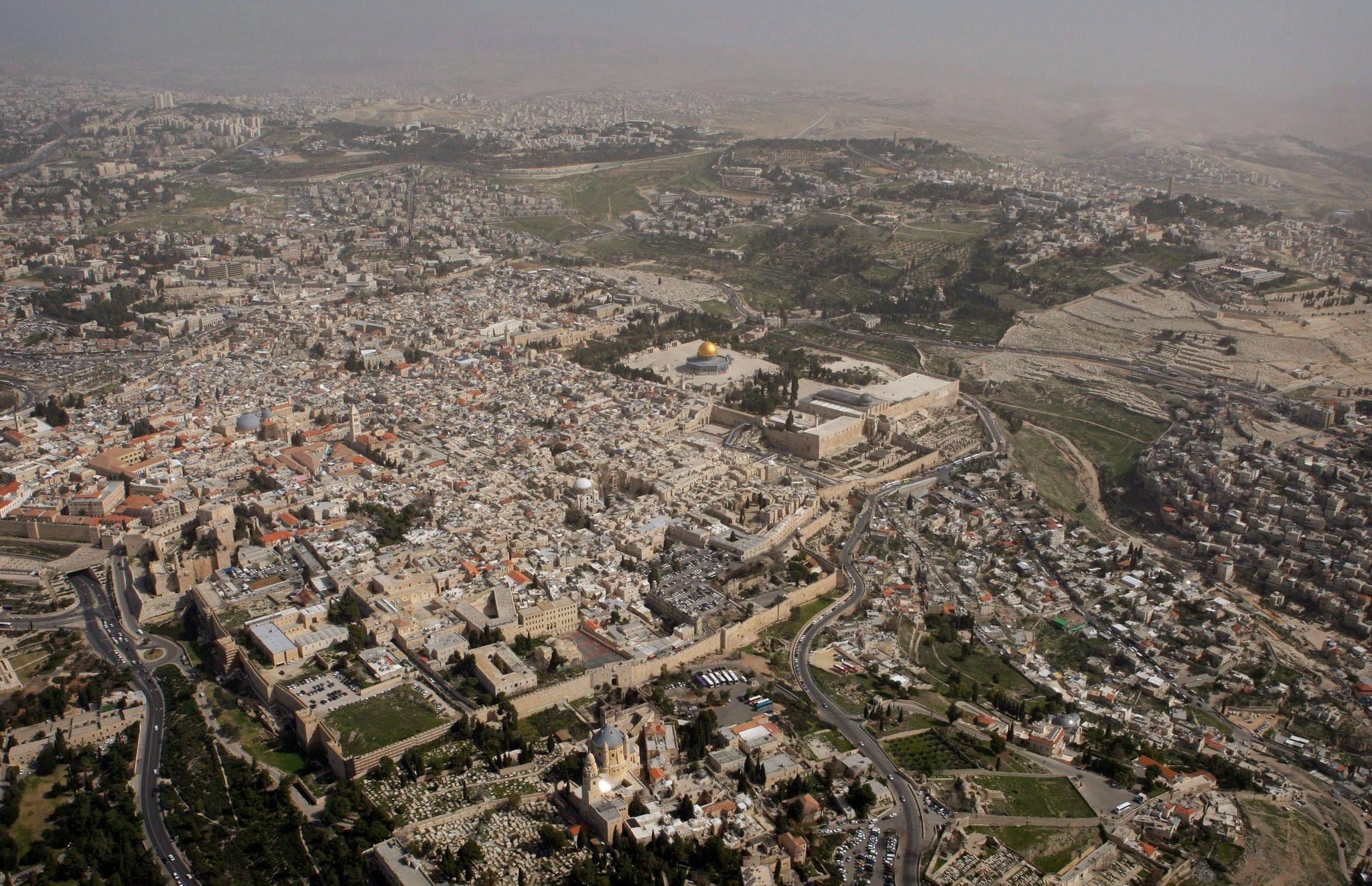 Chùm ảnh: Jerusalem – vùng đất thánh nghìn năm xung đột