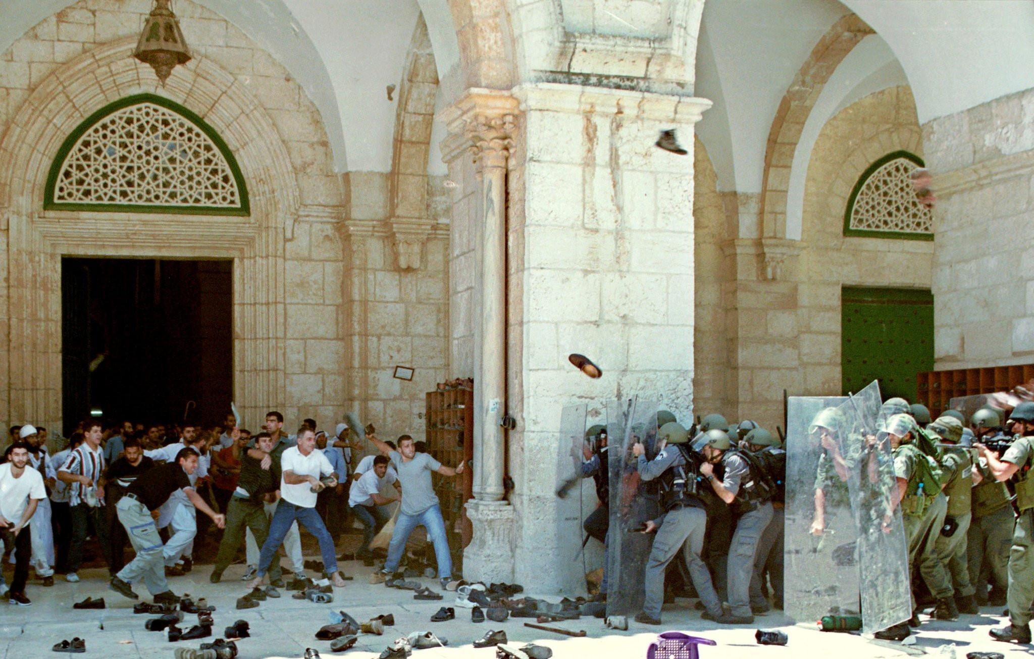 Jerusalem: Vung dat thanh nghin nam xung dot hinh anh 10