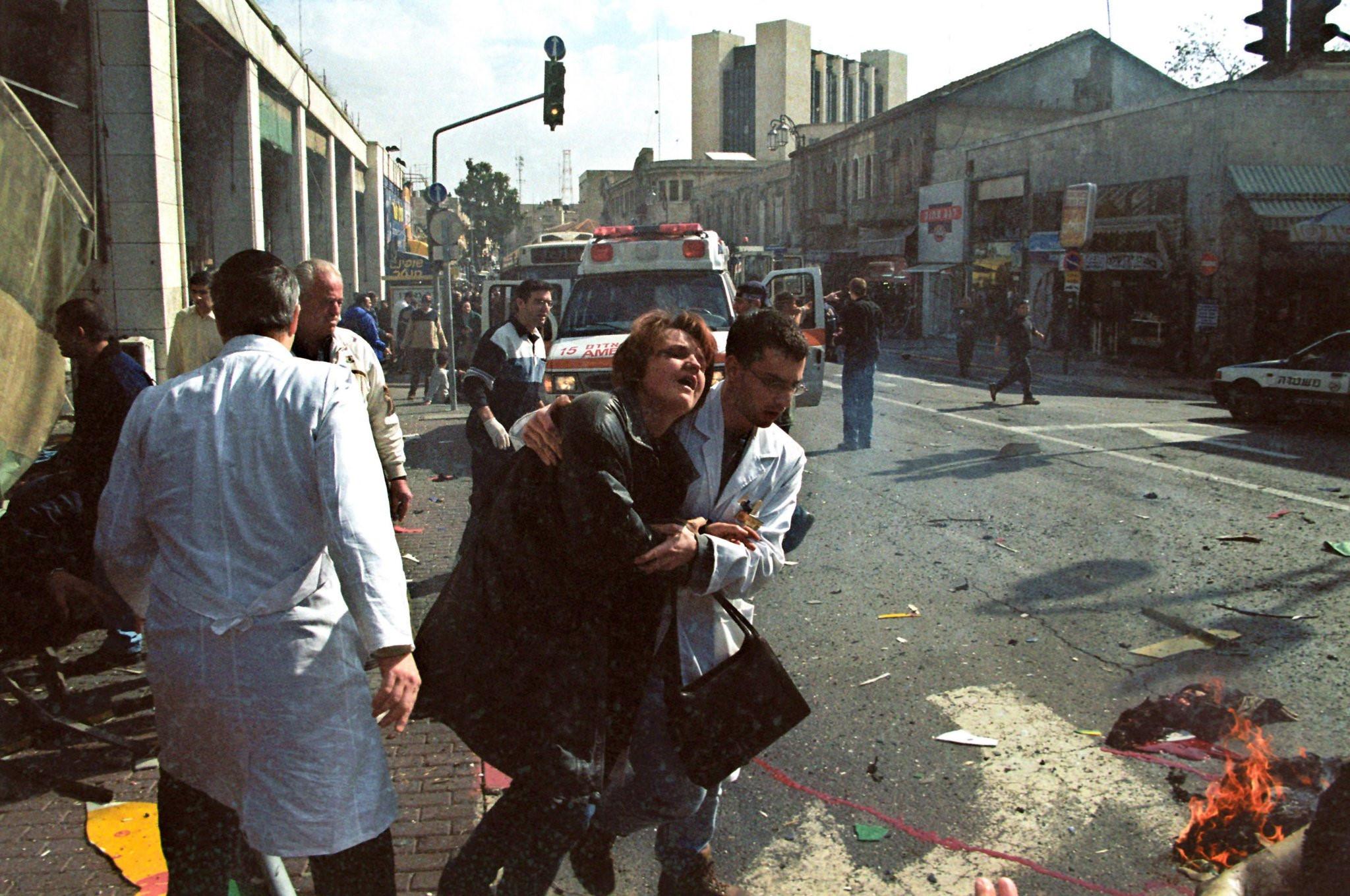Jerusalem: Vung dat thanh nghin nam xung dot hinh anh 11