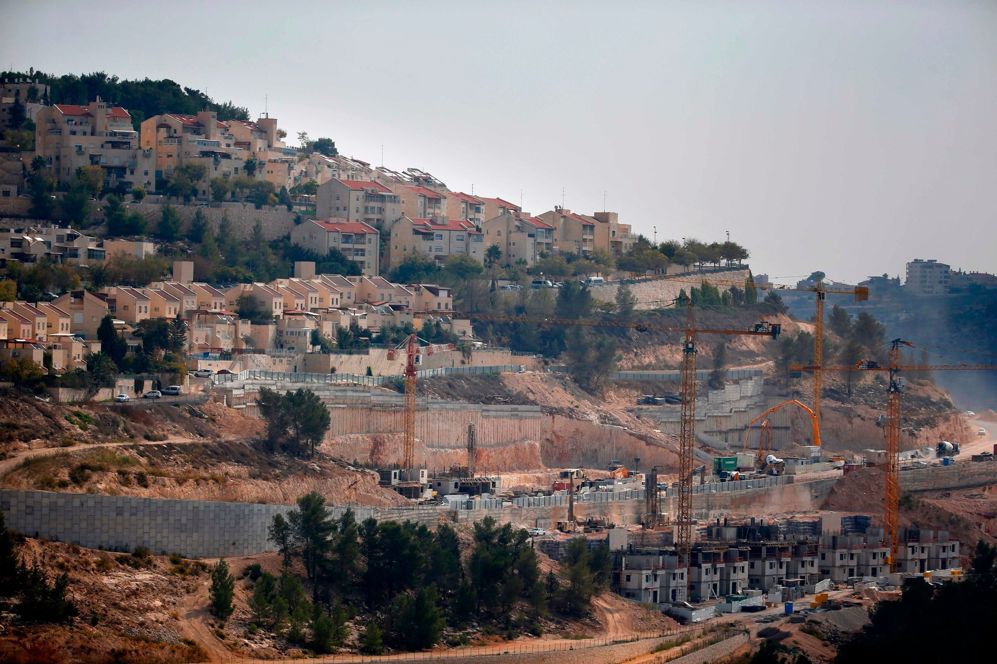 Jerusalem: Vung dat thanh nghin nam xung dot hinh anh 13