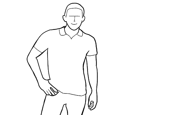 21 mẫu tạo dáng khi chụp ảnh nam giới