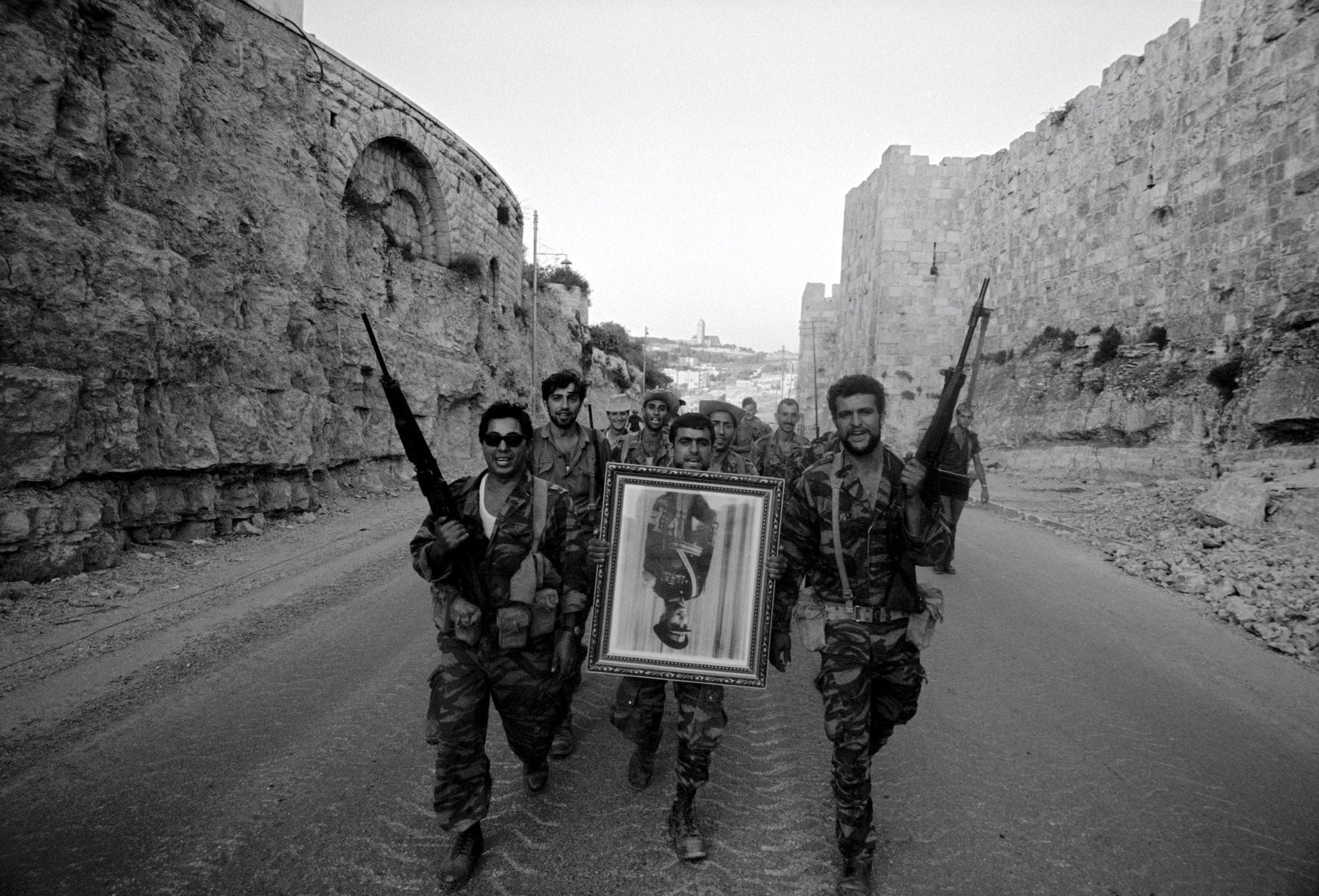 Jerusalem: Vung dat thanh nghin nam xung dot hinh anh 7