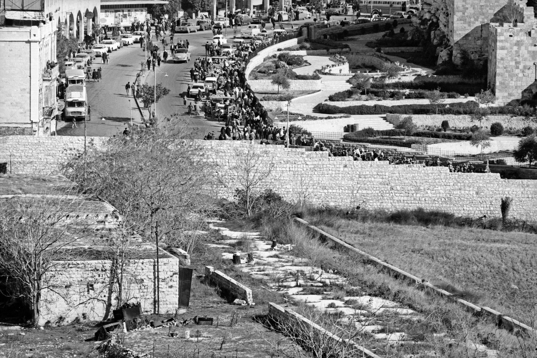 Jerusalem: Vung dat thanh nghin nam xung dot hinh anh 8