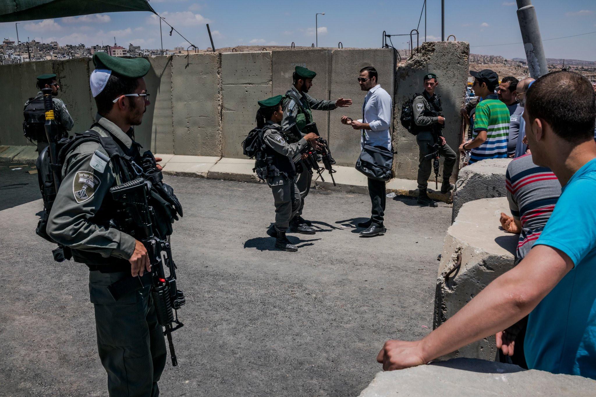 Jerusalem: Vung dat thanh nghin nam xung dot hinh anh 12