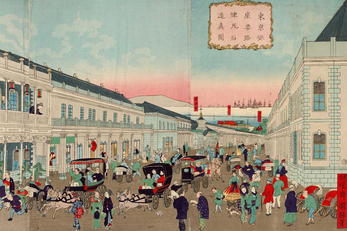Đọc Thoát Á luận – bài luận làm thay đổi lịch sử nước Nhật
