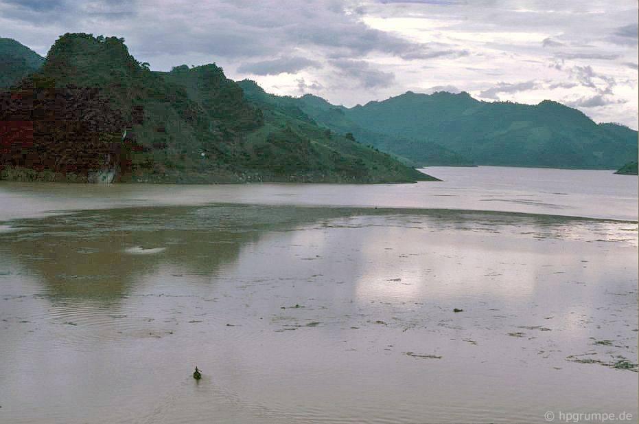 Hòa Bình: Hồ chứa