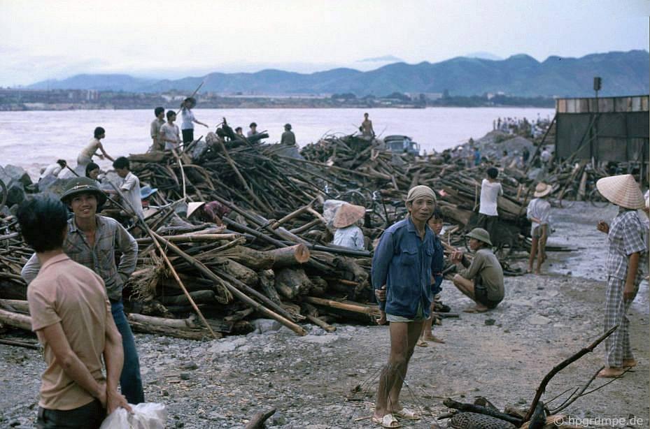 Hòa Bình: Người thu gom gỗ trong bài hát Đá