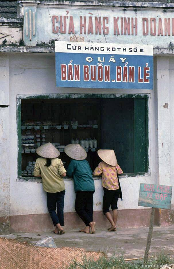 Hòa Bình: Chợ