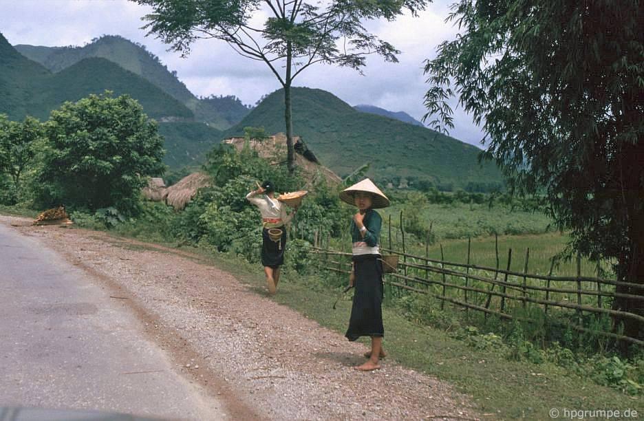 Thái Lan trên đường đến Sơn La