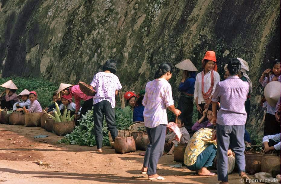 Chợ tại Sơn La