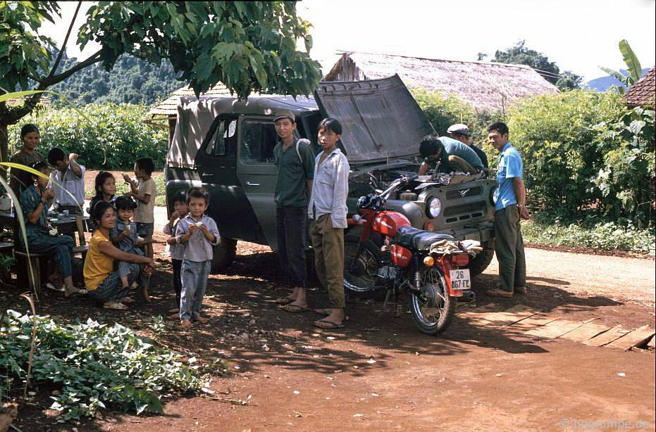 Dừng lại giữa Sơn La và Điện Biên
