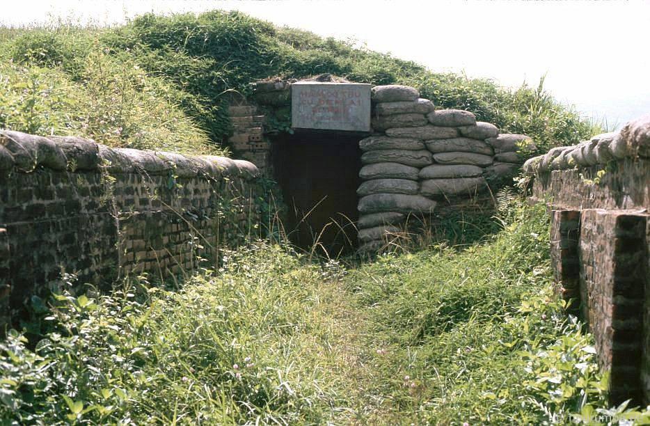 Điện Biên: Bunker Pháp