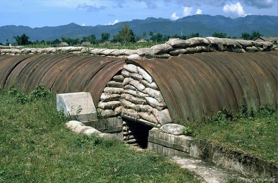 Điện Biên: Bunker lệnh Pháp