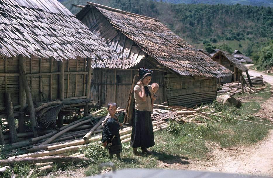 làng Thái