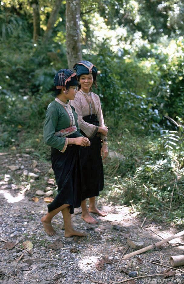 phụ nữ Thái