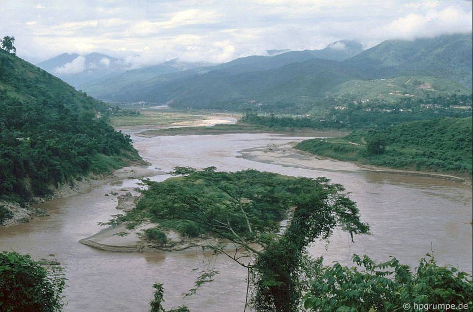 Phong cảnh tại Lai Châu