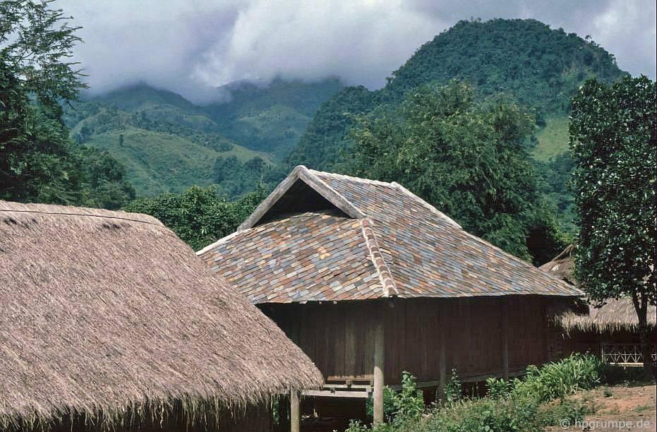 Nhà của người Thái Trắng