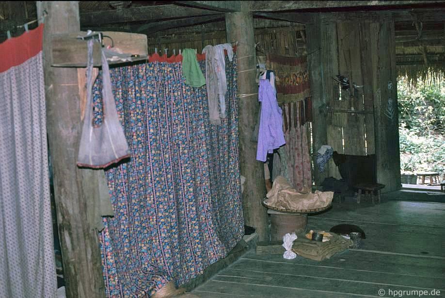 Nhà người Thái Trắng, phòng ngủ