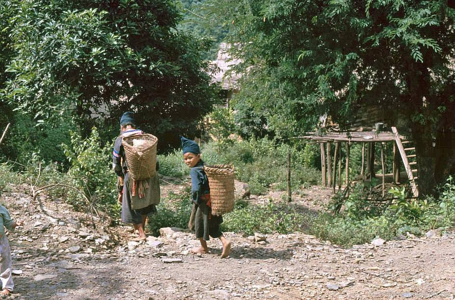 Làng của người Thái Trắng