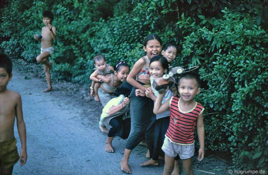 trẻ em ở Lai Châu