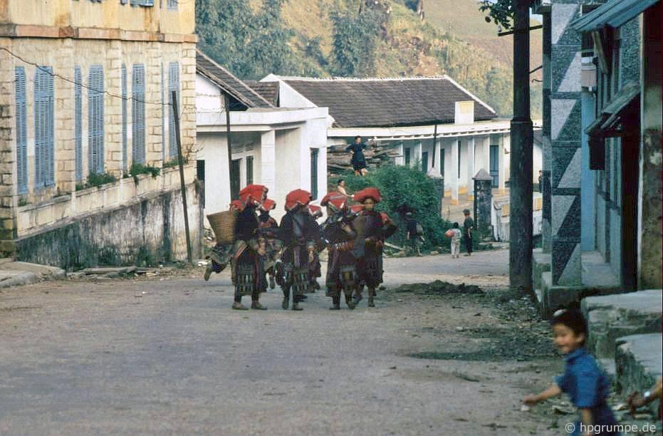 Sa Pa: Người Dao Đỏ