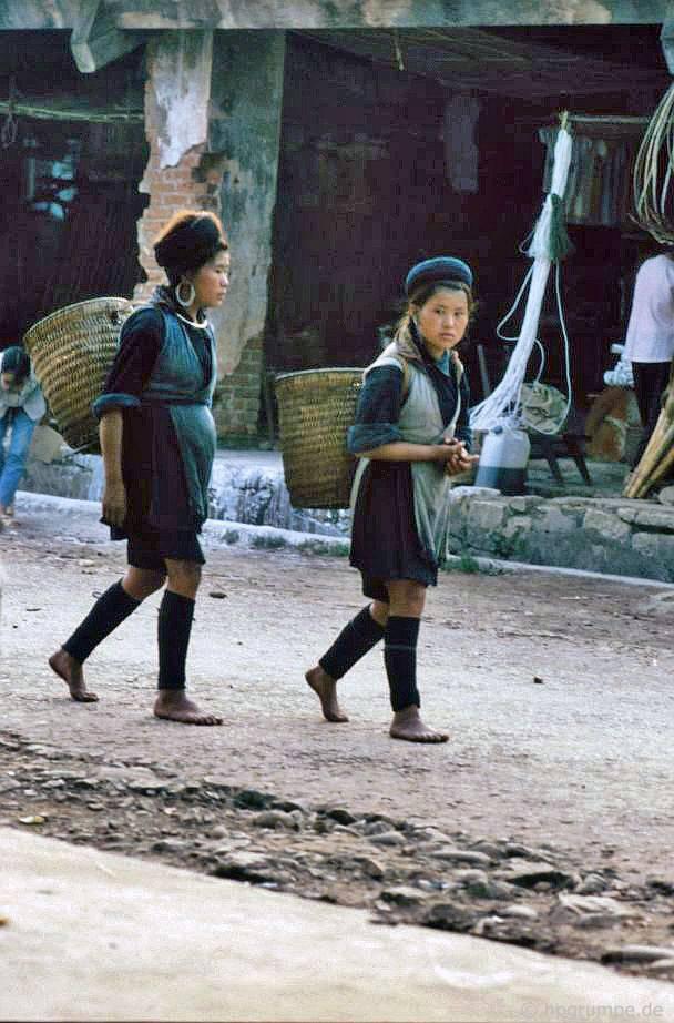 Sa Pa: Hmong đen