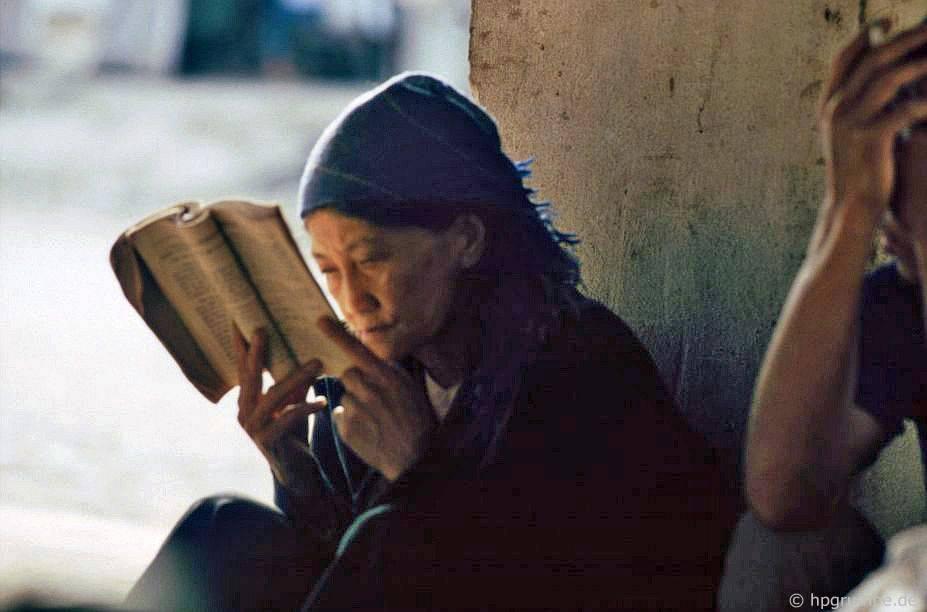 Sa Pa: Đọc Hmong