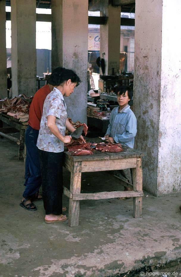 Sa Pa: thị trường