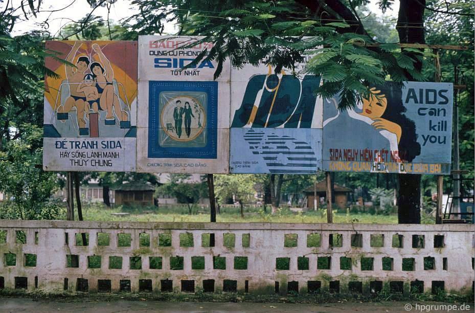 Cao Bằng: Dấu hiệu Kế hoạch hóa Gia đình và AIDS