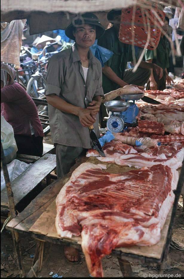 Chợ phía nam Lạng Sơn