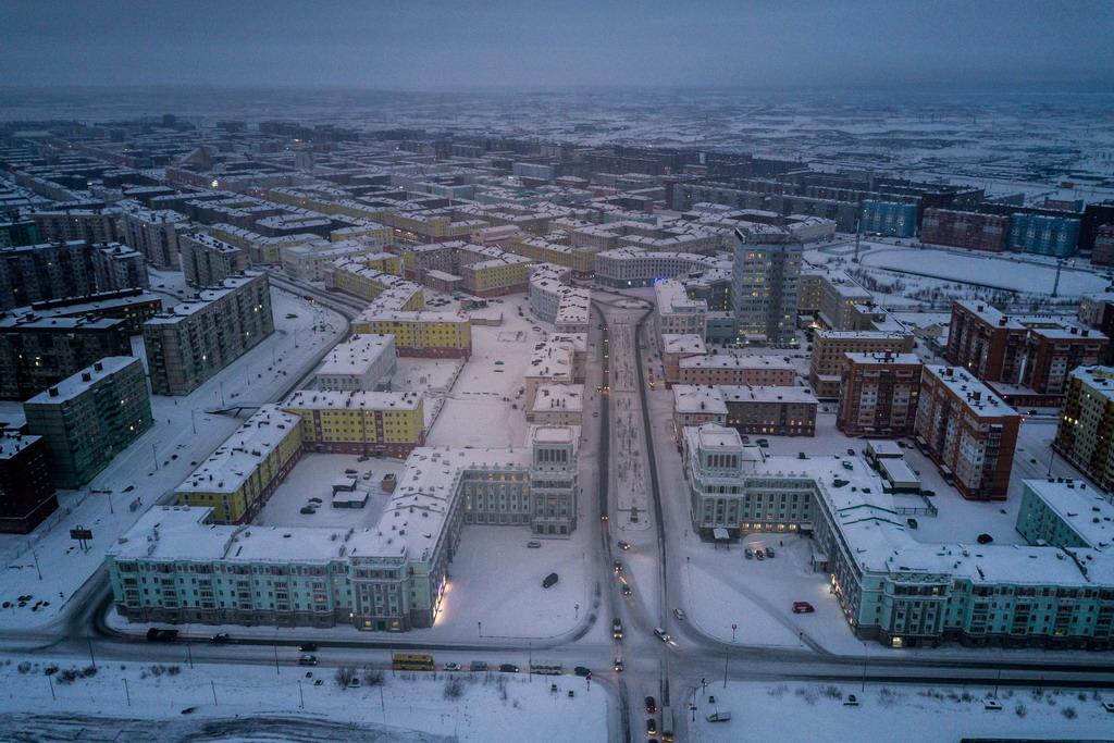 Chùm ảnh: Cuộc sống ở Norilsk – thành phố khắc nghiệt nhất nước Nga