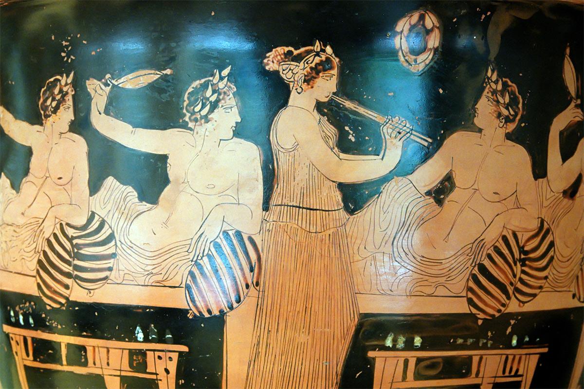 Tổng quan về âm nhạc trong các nền văn minh cổ đại