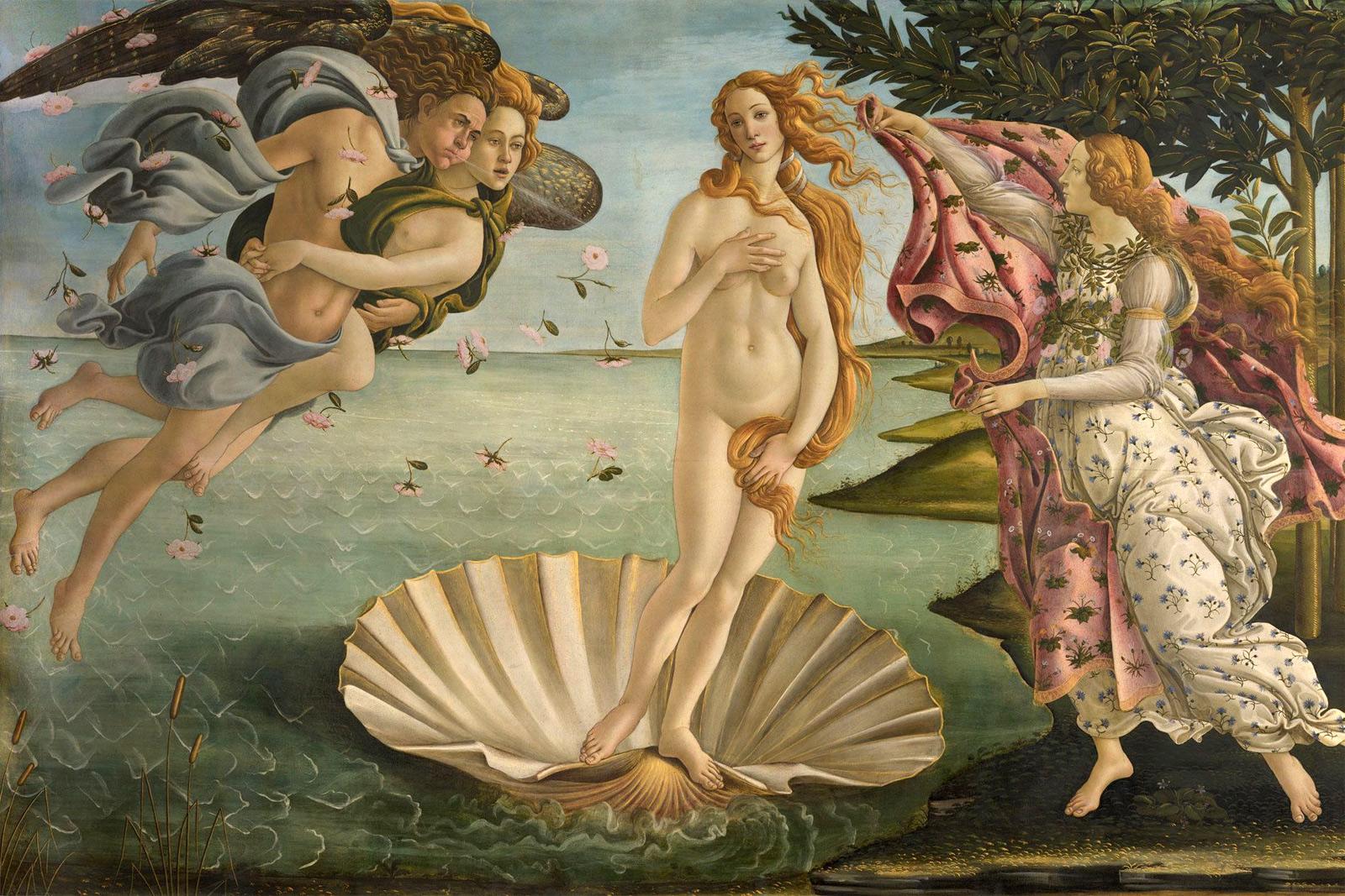 Quan niệm cái đẹp trong nghệ thuật tạo hình thời Phục hưng